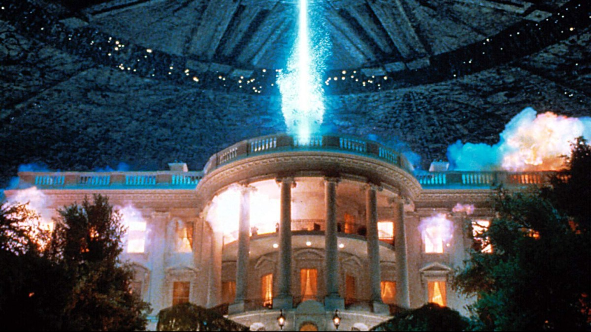 Independence Day (1996) and the 'High Concept' Summer Blockbuster.